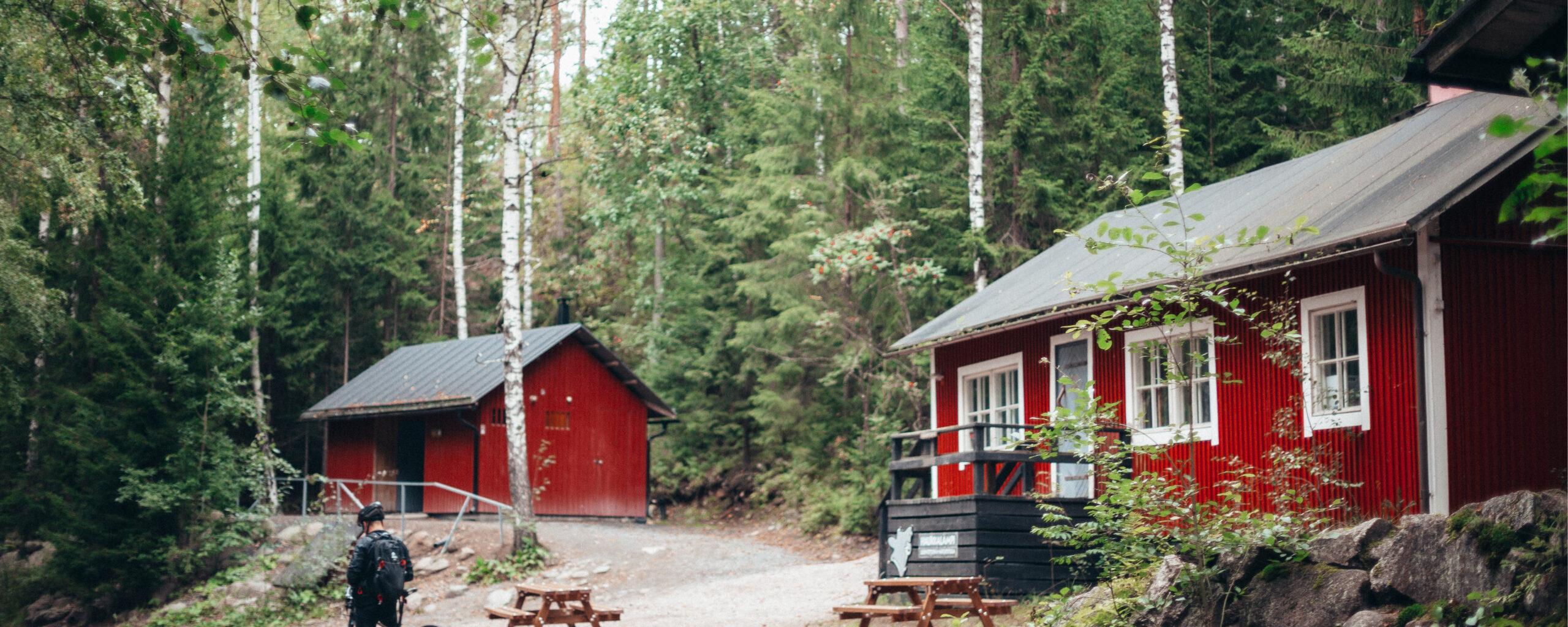 Hyta - polski dom na zgłoszenie, a norweskie hytte.